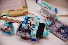 キュリオステーション武蔵小山 ロボットプログラミング