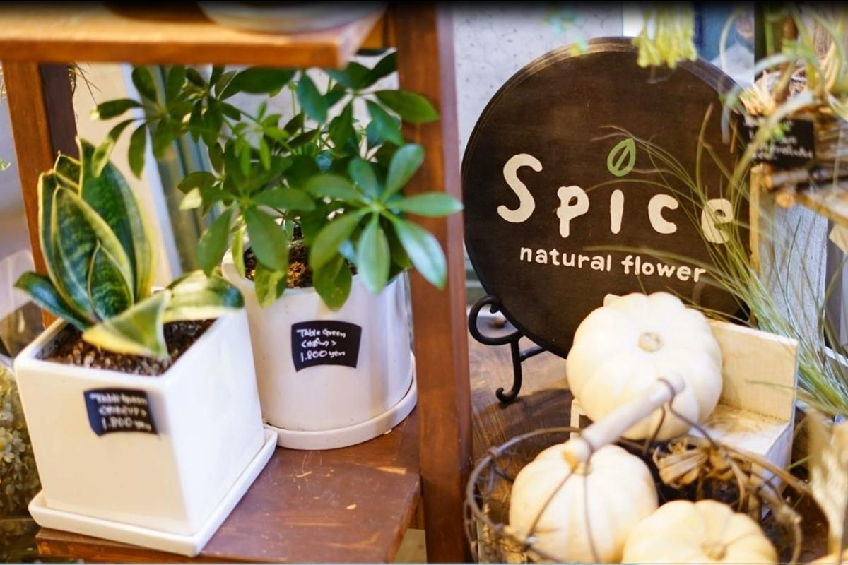 Spice(フラワーショップ)
